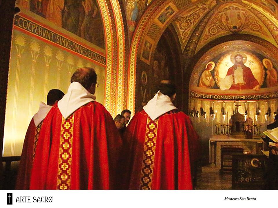 Mosteiro São Bento: a joia beneditina